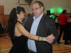 Myslivecký ples v Žehušicích