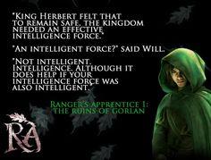 ranger's apprentice halt wisdoms - Google Search