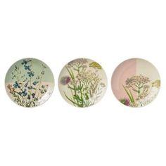 Set of 3 Seasons Plates