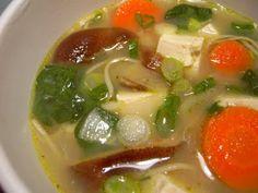 Vegan Thyme: Miso Soba Noodle Soup (Vegan MoFo Reasons 23-26)