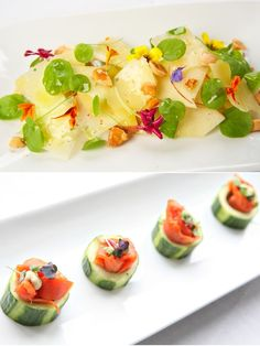 Menu/Catering advice from WP Catering. Click for the article from @Style Me Pretty!