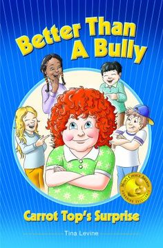 Better Than A Bully: Carrot Top's Surprise Chapter Books, New Chapter, Little Girl Names, Little Girls, Used Textbooks, Free Books To Read, Divorce And Kids, Carrot Top, Supportive Friends