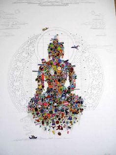 Gonkar Gyatso - Buddha in Modern Times