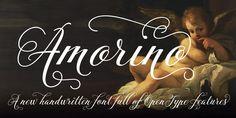 Amorino - Webfont & Desktop font « MyFonts