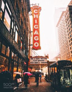 Winters in Chicago by NealKumar ...