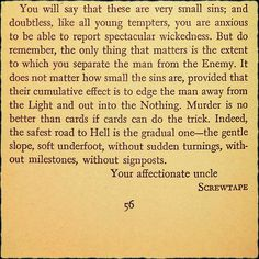 screwtape letters quotes screwtape letters on letters 12032