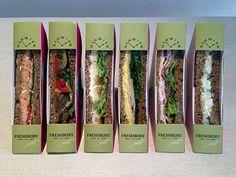 British Sandwiches in Munich, Germany at Freshbury!