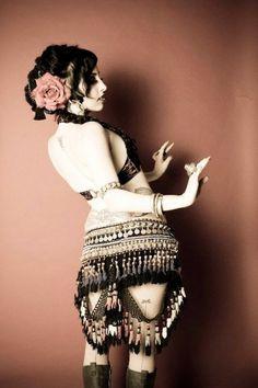 Haute.Couture|Sweet.Demure Tasslegasm.