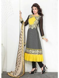 Shop for exceptional Indian Ethnic Wear Churidar Suit Salwar Kameez from Cbazaar at best price. Purchase your favorite Indian Ethnic Wear Churidar Suit through online from US, IND, AUS. Affordable Suits, Asian Wedding Dress, Wedding Dresses, Indian Clothes Online, Salwar Kameez, Churidar Suits, Anarkali Suits, Kurti, Indian Fashion