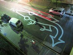 Na Estrada – Le street art brésilien par Tec! | Ufunk.net