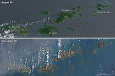 El huracán Irma cambió de color a las Islas Vírgenes - https://www.meteorologiaenred.com/el-huracan-irma-cambio-de-color-a-las-islas-virgenes.html