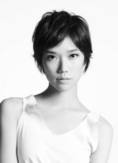 asian short hair black and white - Google Search