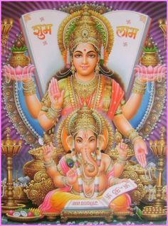Lakshmi ~ Hindu Goddess of Beauty and Light. Manifestation ...