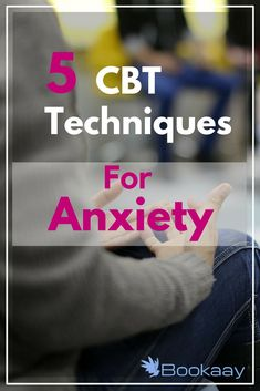 Cognitive & Behavioral Therapy has made a HUGE difference in millions of peoples lives. Here are 5 CBT techniques that really WORK. What have you got to lose? Give it a try!