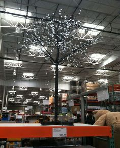 Costco LED Christmas Tree