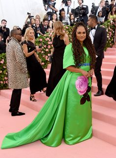 Watch Liza Koshy Pick Her Balmain Couture Dress-And a Ponytail!-for the Met Gala - Vogue Jennifer Connelly, Jerry Hall, Lilly Singh, Natasha Lyonne, Kendall Jenner, Rachel Brosnahan, Charlotte Gainsbourg, Tessa Thompson, Odell Beckham Jr