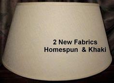 Floor Lamp Shade, Beige Linen, Homespun Or Khaki Fabric Hardback Floor Lamp Shades, Lampshades, Tattoo Quotes, Beige, Lights, Glass, Fabric, Tejido, Lamp Shades