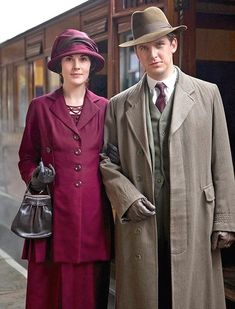 Lady Mary and Matthew