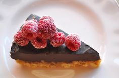 Apples Under My Bed: Rich Chocolate No-Bake Healthy Pie