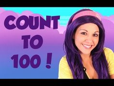 "This video is a numbers song for children. Count from 1 to This video is good for teaching kids how to count from one to one hundred. Search ""Tea Time w. Counting Songs For Kids, Counting To 100, Kids Songs, Math Songs, Phonics Song, Kindergarten Songs, Teaching Numbers, Daily Math, Free Songs"