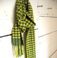 Handwoven Winter Scarf