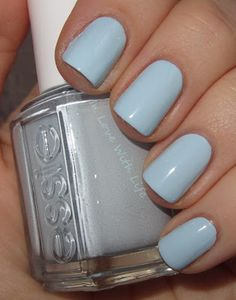 ♥ In Love With Life ♥: essie - Borrowed & Blue