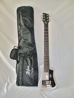 Indian Creek Guitars - Hofner Shorty Electric Travel Guitar - Silver Sparkle,  (http://www.indiancreekguitars.com/hofner-shorty-electric-travel-guitar-silver-sparkle/)