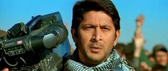 Arshad Warsi as Jai Kapoor in *Kabul Express* (2006) | 5 Favorite Arshad Warsi Performances to Watch If You Are New To Bollywood | Falling in Love with Bollywood http://www.fallinginlovewithbollywood.com/2015/04/6-arshad-warsi-films-to-watch-if-you-are-new-to-bollywood.html?utm_campaign=socialmedia&utm_source=pinterest.com&utm_medium=filwbollywood