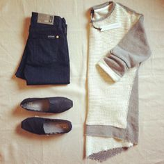 Cozy Outfit for Fall