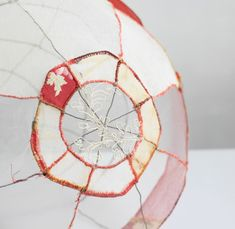 Love these beautiful creations and handmade sculptures by French textile artist Sylvia Marius . Textiles, Free People Blog, Wire Crafts, Textile Artists, Wire Art, Art Plastique, Fabric Art, Basket Weaving, Handicraft