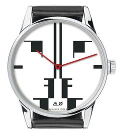 ÆØ Watches. Relojes de diseño. Doble Bauhaus 1923