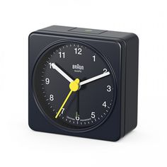 model+model Braun clock by Braun