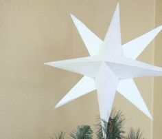 diy home sweet home: Michaels Dream Tree Challenge {DIY Tree Topper}