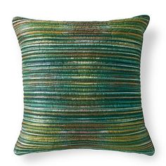 Ombre Waterfall Throw Pillow