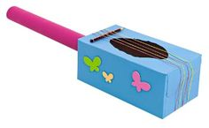 get the best idea to create our own homemade daycare musical instrument