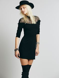 Free People From Dusk Til Dawn Bodycon, $128.00