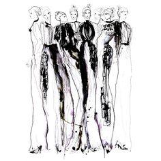 Schizzi di moda | Inspire we trust