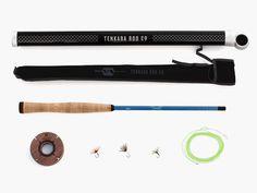 Tenkara Rod Co   The Cascade Package   Tenkara Fishing