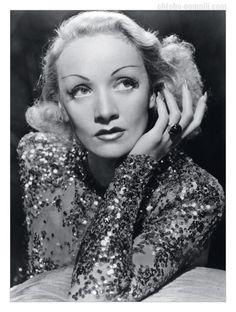 Obligatory Marlene Dietrich repin.