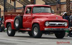 '56 Ford F250 by DarkHorse68, via Flickr