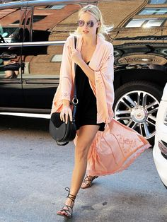 This Is Officially the Prettiest Thing to Wear Right Now via @WhoWhatWear