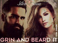 Grin & Beard It by Penny Reid ~♡AB♡~