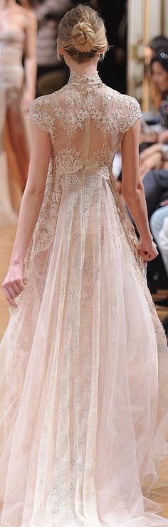 Fabulous gown Mehr wedding gown Zuhair Murad Fall 2013 Couture Fashion Show Evening Dress Long, Evening Gowns, Wedding Dresses 2014, Wedding Gowns, Lace Wedding, Wedding Attire, Formal Dresses, Maxi Dresses, Dresses 2013