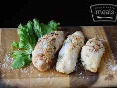 Paleo Crispy Coconut Crusted Chicken Strips