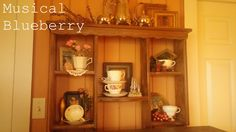 Hello again, Berries! :D     Over the holiday break, as you would expect,   I went on many a thrifting venture...     (:     And I redecora...