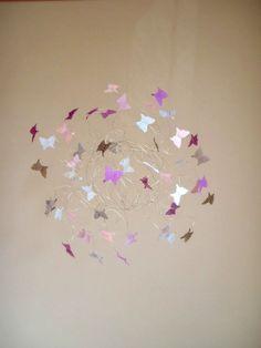 borboletas arame