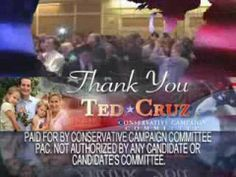 Thank You Ted Cruz - TV Ad by Conservative Campaign Committee