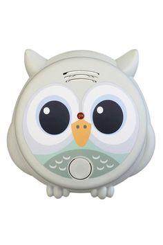Flow Mr Owl -palovaroitin, vaaleanharmaa