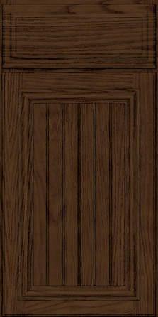 Merillat Masterpiece Cabinetry-Calais Oak Saddle from waybuild