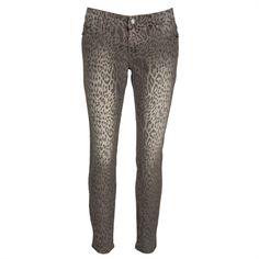 Song of iT Juniors Leopard Print Skinny Jean #VonMaur #PrintedBottoms